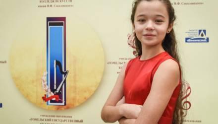 Гомельчанка Мирослава Гринькова получила Гран-при конкурса «Музыка надежды»