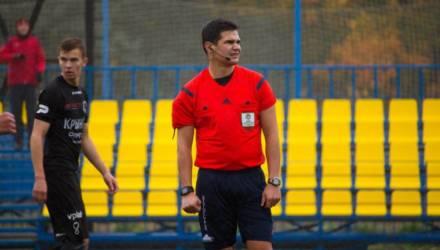 Гомельский студент-заочник стал футбольным арбитром FIFA и сможет судить матчи европейских клубов