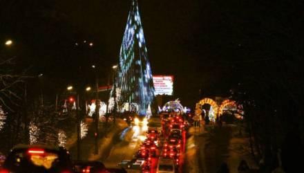 Спешите видеть! Огни на главной ёлке Гомеля зажгутся 10 декабря