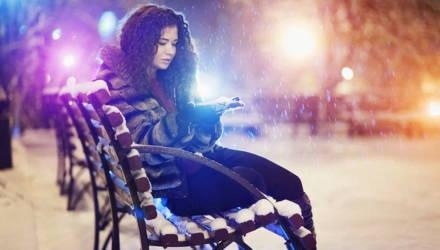 Пообещавшие белорусам в новогоднюю ночь лютый мороз синоптики исправились и теперь готовят гомельчанам зимнюю сказку