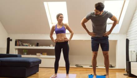 Тренировки дома – какой инвентарь подобрать?