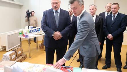 «Поставили страну раком!» Лукашенко очень эмоционально высказался по поводу импортозамещения