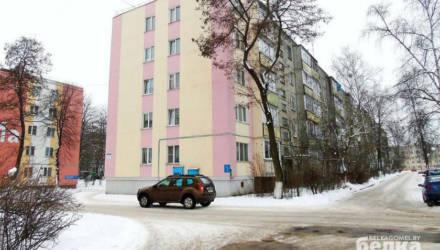 В гомельской пятиэтажке на улице Павлова бдительные соседи предотвратили пожар