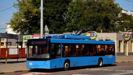 Поедут ли троллейбусы №№ 2 и 8 на Речицкий проспект?