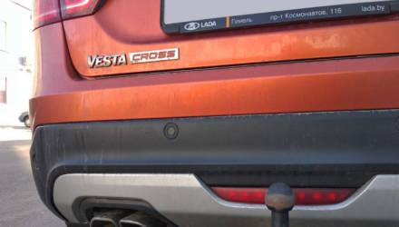 """""""Машина европейского уровня, а сервису до него как до луны"""". Как белорус мучился с Lada Vesta SW Cross, купленной в Гомеле"""