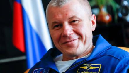 Космонавта Олега Новицкого ограбили в Москве