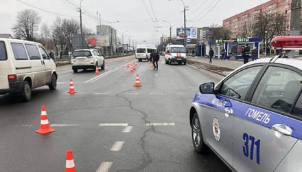 В Гомеле по санкции прокуратуры заключён под стражу нетрезвый водитель, насмерть сбивший женщину-пешехода
