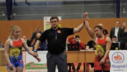 Два уроженца Гомельского района завоевали медали на чемпионате Беларуси по вольной борьбе