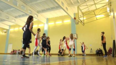 Гомельчанки заняли третье место на международном турнире по баскетболу