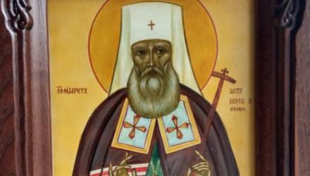 Образ святителя Филарета Московского с частицей его святых мощей прибудет в Гомель