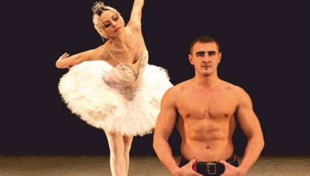 Утонченные красавицы и настоящие мачо. Посмотрите на совместные фото балерин и работников МЧС