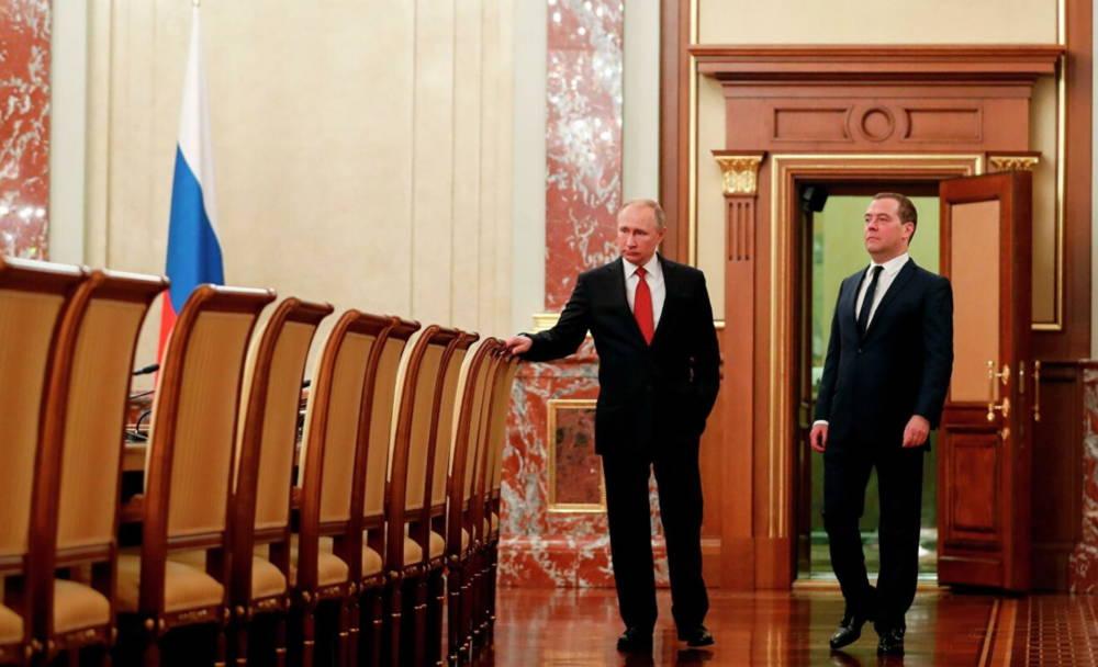 Грядут большие перемены: после послания Путина Федеральному собранию правительство России ушло в отставку
