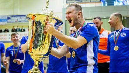 Гомельская «БЧ» стала обладателем Кубка Беларуси по мини-футболу