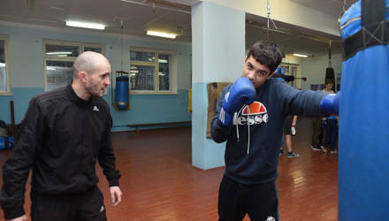 Перевоспитание спортом. Надежда гомельского бокса числится в трудных подростках