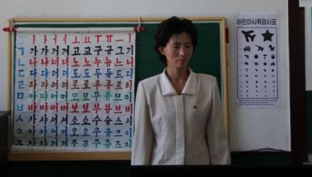 Маме грозит каторга за то, что она спасла из пожара двоих детей, а не очень важный портрет для Северной Кореи