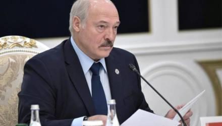 Лукашенко ввёл экологический налог на транзит нефти