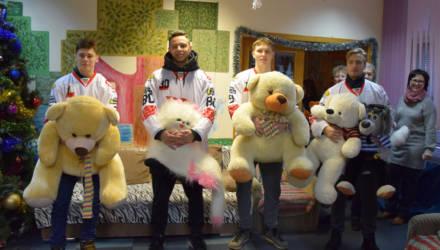 «Внимание! Побит мировой рекорд»: во время «Игрушкопада» в гомельском Ледовом дворце собрано 2500 игрушек