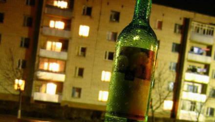 Жители Советского района Гомеля стали меньше пить на улице