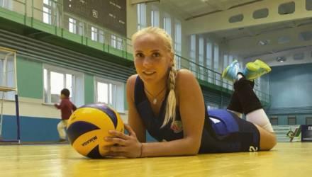 Елизавета Чабай: Волейбол – это совокупность красивой игры команды