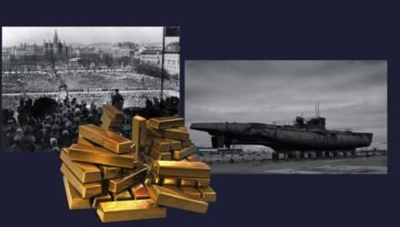 Тайники, подлодки и банки. Где могли спрятать золото нацистов