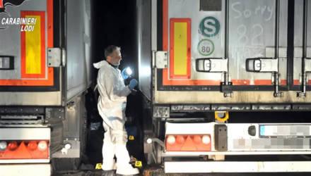 В Италии белорус-дальнобойщик ранил украинского коллегу