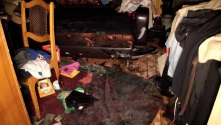 В Гомеле в больнице скончался гомельчанин, ранее спасенный на пожаре