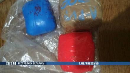 Оперативники наркоконтроля Гомельщины пресекли деятельность интернет-магазина по продаже наркотиков, изъято 600 грамм Alfa-PVP