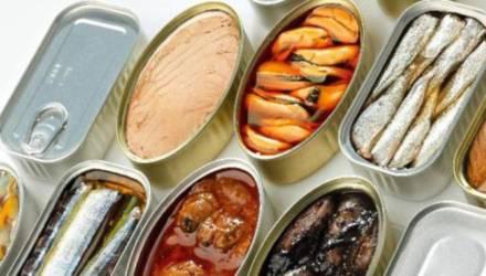 В Гомеле в нескольких видах рыбных консервов российского производства обнаружены паразиты