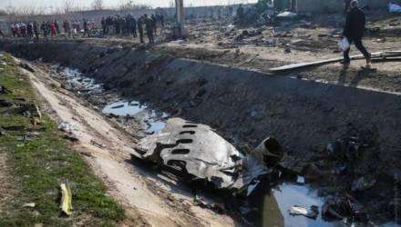 Иран признал, что случайно сбил украинский пассажирский самолёт