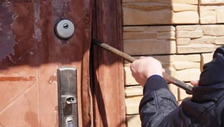 Пенсионер из Мозыря подозревается в совершении 7 краж из дачных домиков