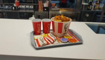 На Гомельщине открывается первый ресторан KFC