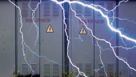 Участились несчастные случаи, связанные с проникновением людей в трансформаторные подстанции