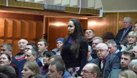 Геннадий Соловей встретился с коллективом ОАО «Гомсельмаш»