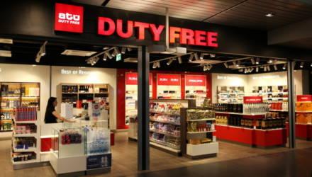 В аэропорту «Гомель» откроются магазины duty free