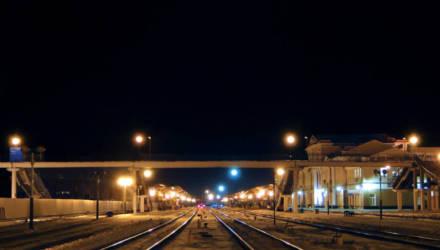Три человека погибли под колёсами гомельских поездов за пять часов субботы, 22 февраля