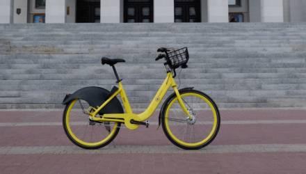 """В Гомеле появится онлайн-прокат велосипедов. Помимо """"колобайков"""" на подходе ещё один любопытный сервис"""