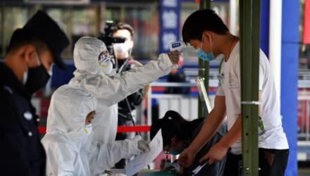 В Китае резко подскочило число погибших от коронавируса