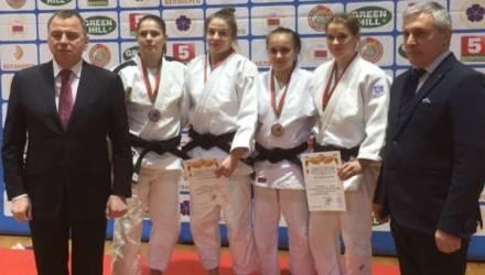 Девушки из Гомельского района завоевали бронзовые награды на республиканском чемпионате по дзюдо