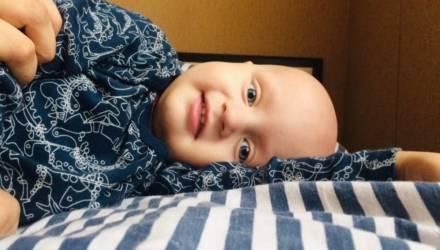 Спасите жизнь ребёнку! У маленького Ильюши из Жлобина прогрессирует онкология – все варианты лечения в нашей стране исчерпаны