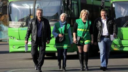Первый автобусный парк Гомеля приглашает на работу водителей, слесарей и кондукторов