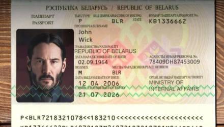 Жители белорусской деревни просят Джона Уика вернуться домой, в Подгорье