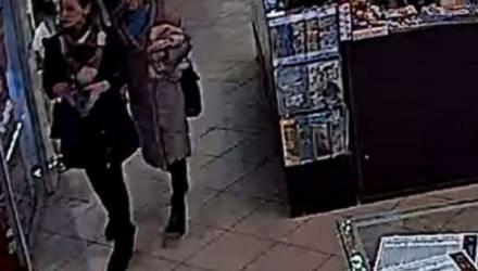 В Гомеле милиция ищет двух девушек, не оплативших товар в торговом центре