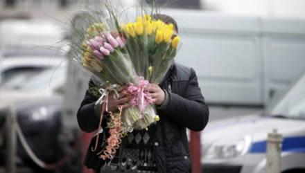 В преддверии 8 Марта в Советском районе Гомеля откроются 11 цветочных базарчиков