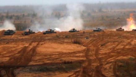 Минск заявил о тревоге из-за сценария НАТО с ядерным ударом по Беларуси
