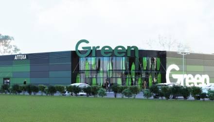 Как будет выглядеть гомельский супермаркет на месте снесённого рынка «Быховский»