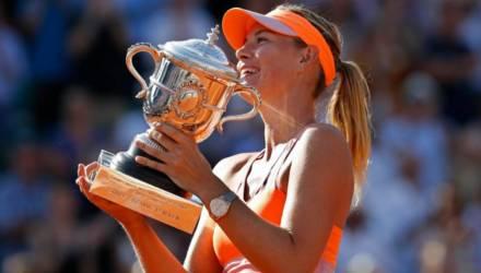 Теннисистка с гомельскими корнями Мария Шарапова завершила карьеру