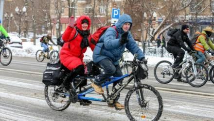 Гомельские велосипедисты входят в топ-20 мирового рейтинга