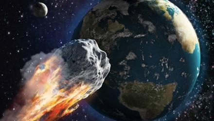 Гигантский астероид приблизится к Земле 15 февраля