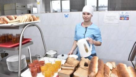 Как в Гомельском районе проводится подготовка к организации питания во время посевной кампании