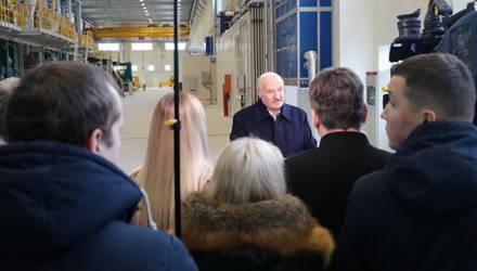 «Такого в Беларуси ещё не было!» Лукашенко на Гомельщине впервые прокомментировал задержание директоров сахарных заводов